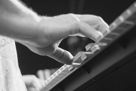 Обучение игре на клавишных