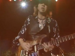 Stevie Ray Vaughan And Double Trouble 'One Night In Texas'