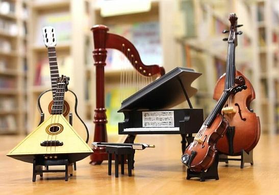 какие инструменты музыкальные